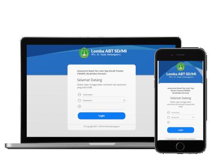 Kompetisi Assesment Based Test (ABT) Tingkat SD/MI (Swasta/Negeri)